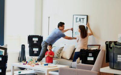 Aide au déménagement : le nouveau service est en place !