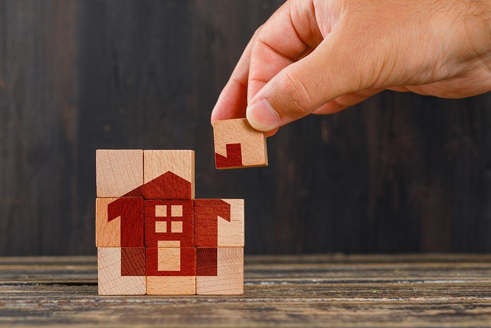 Illustration Assurance Habitation