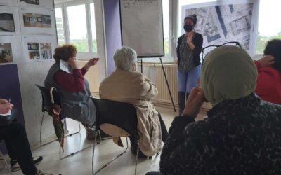 Guyenne – Provence : ateliers participatifs pour la réhabilitation des 305 logements à Borny