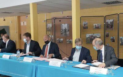 Signature de la convention ANRU de la Métropole de Metz