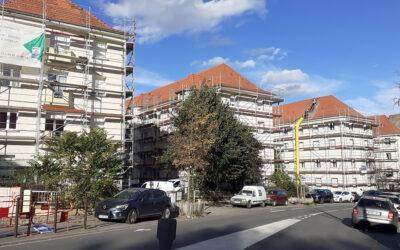 La plus ancienne cité HLM de l'office public de l'habitat à Metz a 90 ans !
