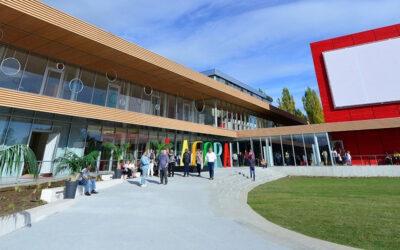 Metz Patrotte : ouverture d'un centre de vaccination COVID à l'Agora