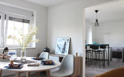 Tour Mireille : les premiers appartements témoins se dévoilent